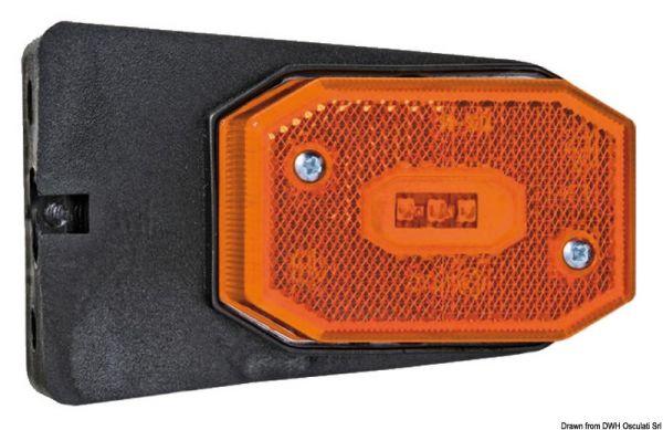 LED-Positionsllichter für Trailer von ELLEBÌ