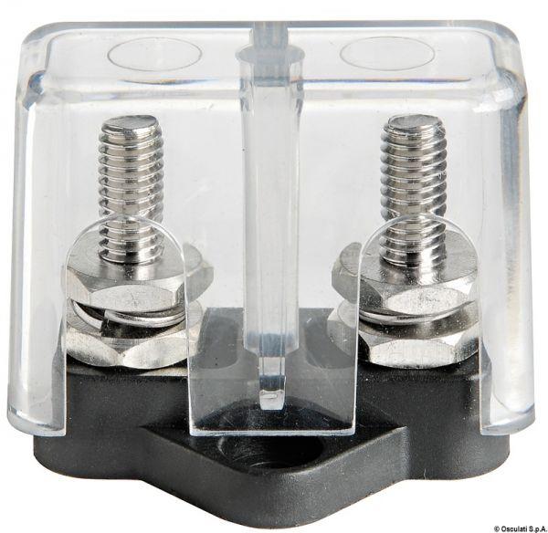 Stromkreisverteilerblock/Kabelverbindungen PowerPost