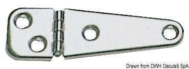 Scharniere 1,2 mm