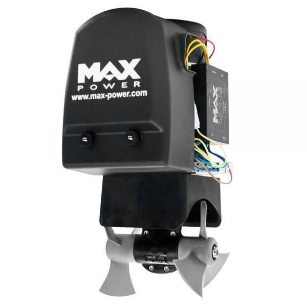Maxpower Bugstahlruder - Tunnelstrahlruder