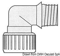 Hydrofix-System, Anschlüsse für Wasseranlagen, geeignet für Temperaturen bis max. 70°