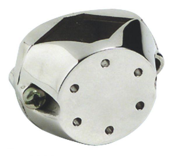 Befestigungsklemmen aus hochglanzpoliertemrostfreiem Stahl AISI 316