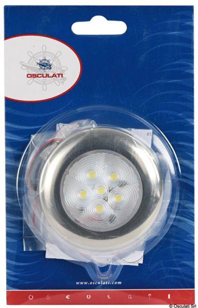 LED-Deckenleuchte, ohne Einbau
