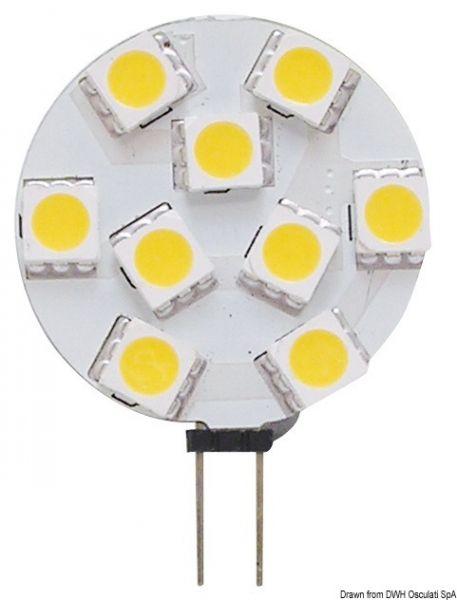SMD LED-Glühbirne mit G4